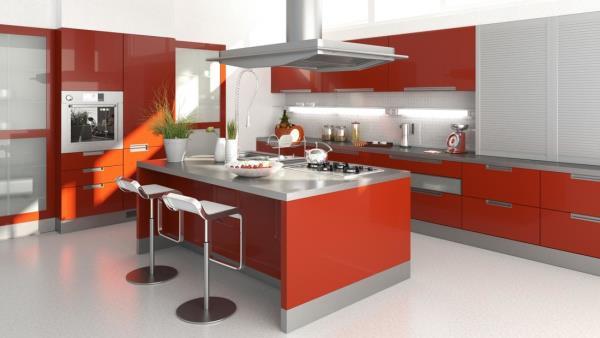 best modular kitchen - by Akbar Home Construction, Udaipur