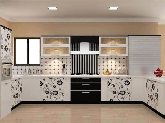 Unique modular kitchen - by Akbar Home Construction, Udaipur