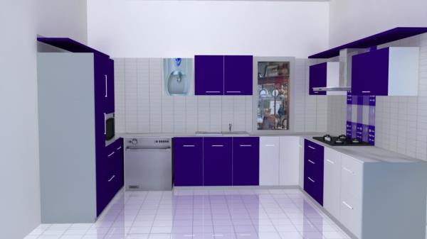 Good Modular Kitchen - by Akbar Home Construction, Udaipur