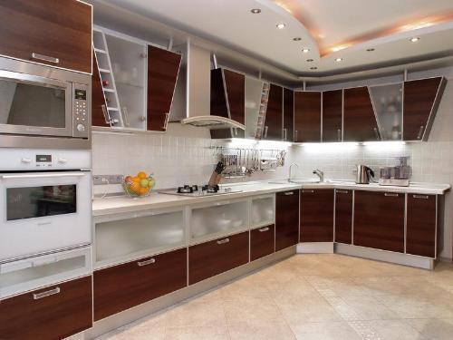 Plan A Modular Kitchen - by Akbar Home Construction, Udaipur