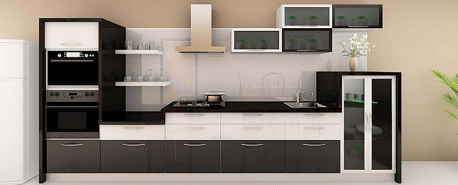 Modular Kitchen Designs - by Akbar Home Construction, Udaipur