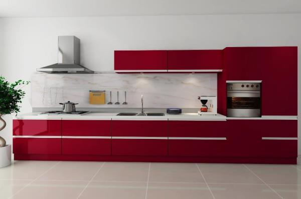 Luxury Modular Kitchens - by Akbar Home Construction, Udaipur