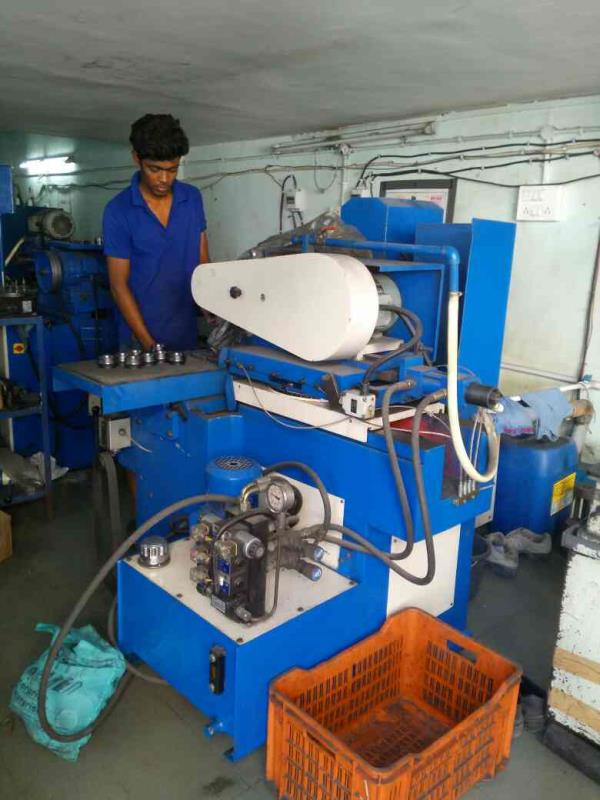 we have large workshop for manufacturing our wide range of bearings.  - by Bright Engineering Works, Ahmedabad