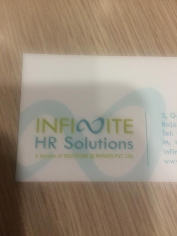 Premier recruitment consultants in jaipur  - by Infinite HR solutions, Jaipur