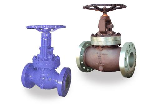 Globe Valves Manufacturers and Expoters company India - by Valves Manufacturers | Kolkata, Howrah