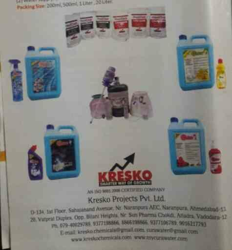 We have wide product range in handwash - by Kresko Projects Pvt Ltd, Ahmedabad