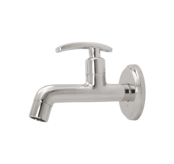 Bib Cock Bathroom faucet manufacturing with full range. - by Sagar Technocast, Rajkot