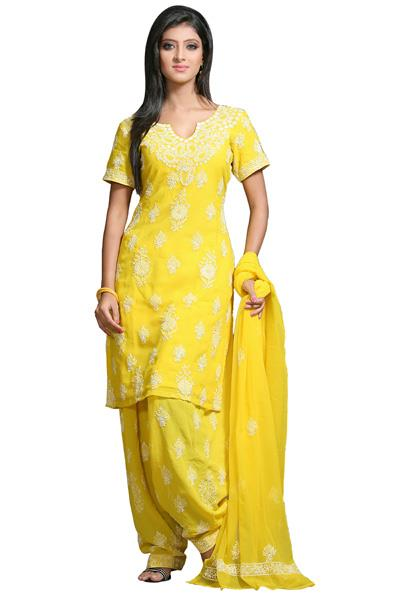 Customized Tailoring will be done on Punjabi Dresses and Summer Wear Dresses at 500. Stitching and Dress Material @500. - by SthreeLok Boutique | Designer Boutique, Visakhapatnam
