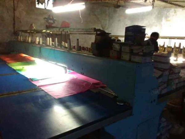 In Dream Garments , we are having large space for Manufacturing and Stock... We our self owners are taking initiative in work of our team....  - by Dream garments, Ahmedabd