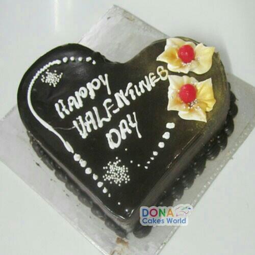 cake black frost - by Aromacakes, Chennai