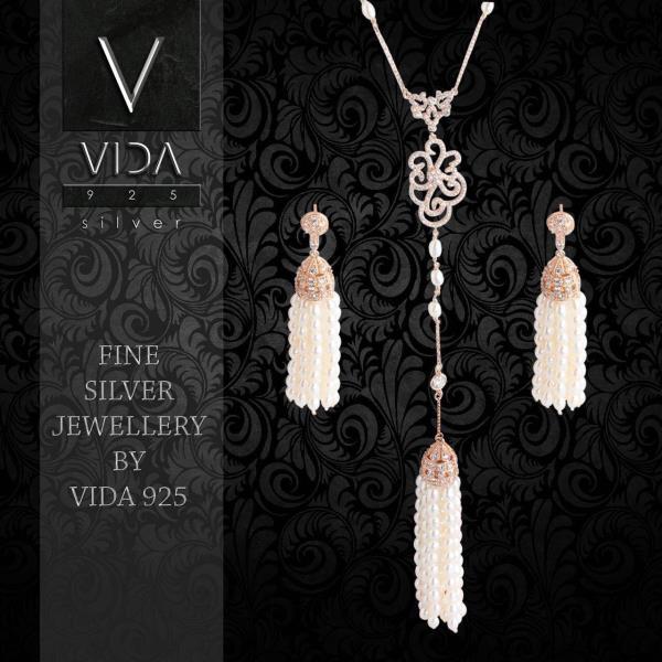 Fine silver jewellery by vida925. Mumbai's own designer Jewellery brand.  - by Vida 925 fine silver jewellery., Mumbai