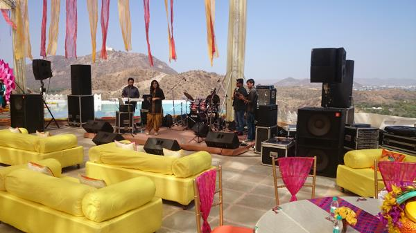 best Sound & Event Company In Udaipur - by Krishna Sound, Udaipur