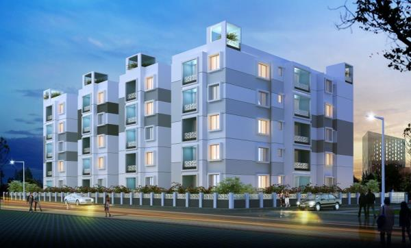 Budget flats on Kanakapura road, Doddakallasandra  www.poorvihousing.com - by POORVI HOUSING DEVELOPMENT COMPANY PVT LTD, Bangalore