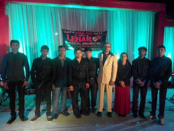Welcome to Kunal Vyas Events. We are catering this services since 25 years and doing positively best service for our client as Orchestra services, Wedding Events, Birthday Events, Laughter Shows etc.  We make your Occassion Special. - by Kunal Vyas Events, Ahmedabad