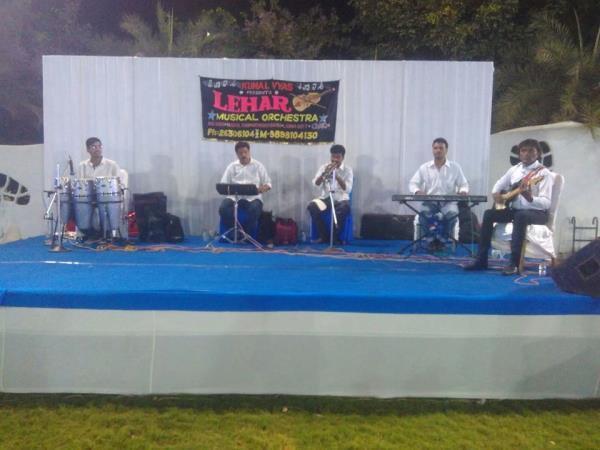 Orchestra Organizer In ahmedabad.  - by Kunal Vyas Events, Ahmedabad