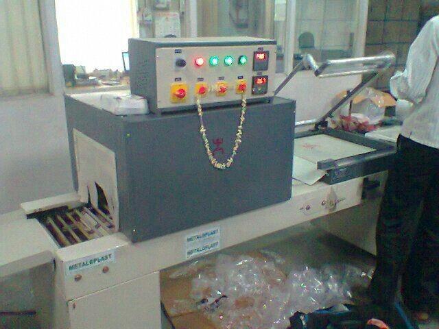 shrink packing machine in noida packing machine manufacturer in delhi - by Packing Machine Manufacturer | 8130405513, Noida