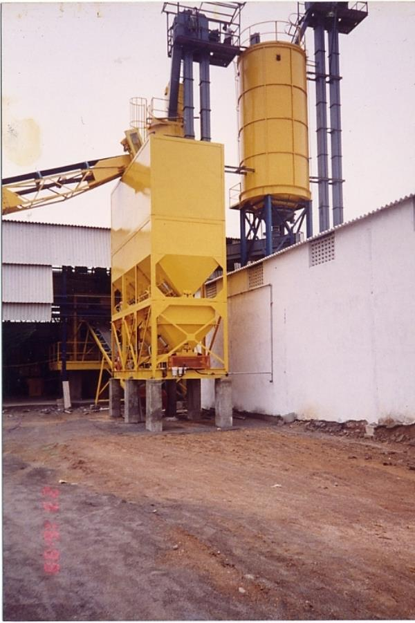 We manufacture the most durable and reliable hopper in the country - by Omega Equipment And Projects, Chennai