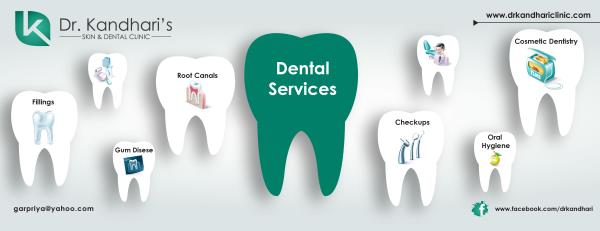 "Are you looking for ""State of the Art"" Dental Care? Call us now and book your appointment!! Keep Smile..  For more info: http://drkandhariclinic.com/  Dr. Kandhari's Skin & Dental Clinic - Best Dentist in Greater Kailash - by Dr Kandhari's Skin & Dental Clinic, New Delhi"