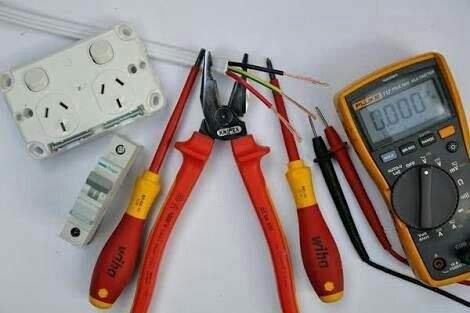 we are providing industrial electrical work. - by Takshil Electricals, Vadodara