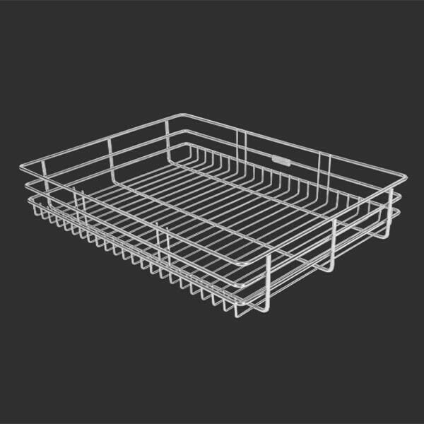 Credible steel Manufacturers and Supplier of Stainless Steel Kitchen Basket with SS-304 in Rajkot-Gujarat - by Credible Steel Tech Pvt Ltd, Rajkot