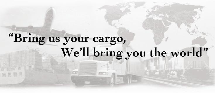 Bring us your cargo, We'll bring you the world - by SS LOGISTICS |  +91 9873665091, Faridabad