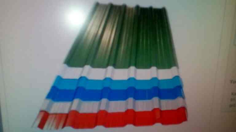 We are one of the leading manufacturers of MS colour coated roofing sheet in Vadodara - by Baroda Roofing Industries, Vadodara