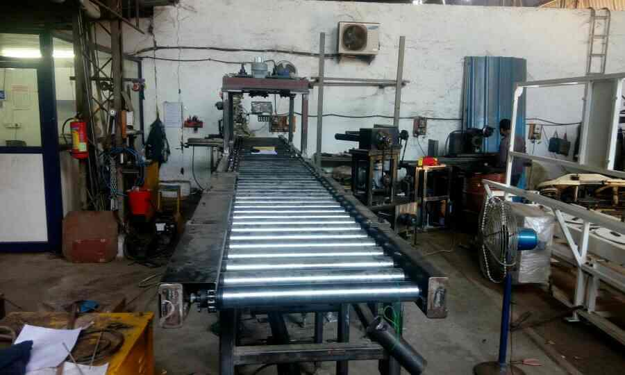 Material handing system manufacturer in pune.  - by Bright Tech Engg. Automation, pune
