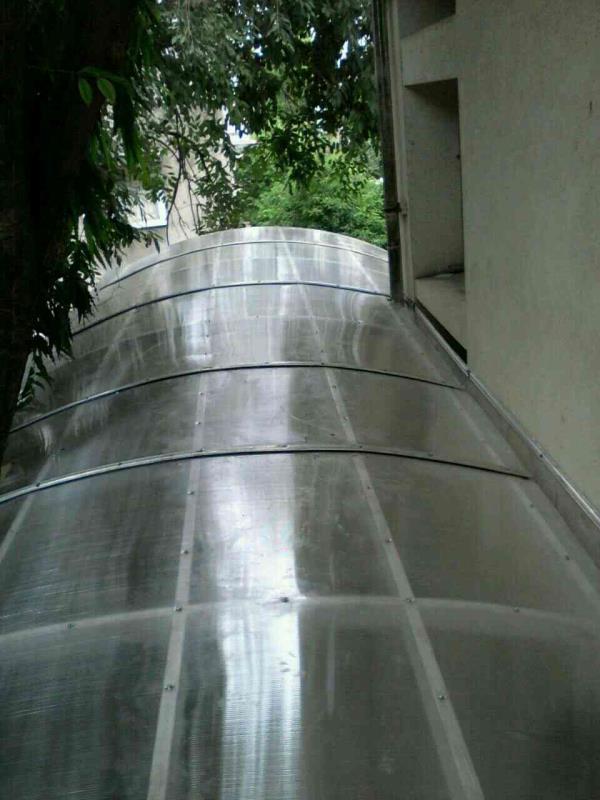 Amit Engineering Best quality Polycarbonate  Watershed Manufacturer - by Amit Engineering, Ahmedabad