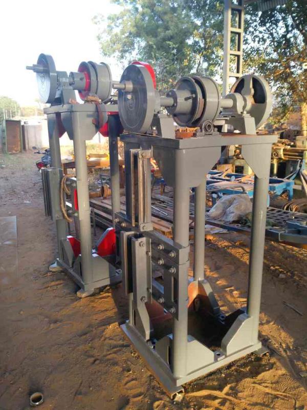 we bharat steel works leading manufacturer of hammer machine in dehgam.  we supply all over india.   - by Bharat Steel Works, Dehgam