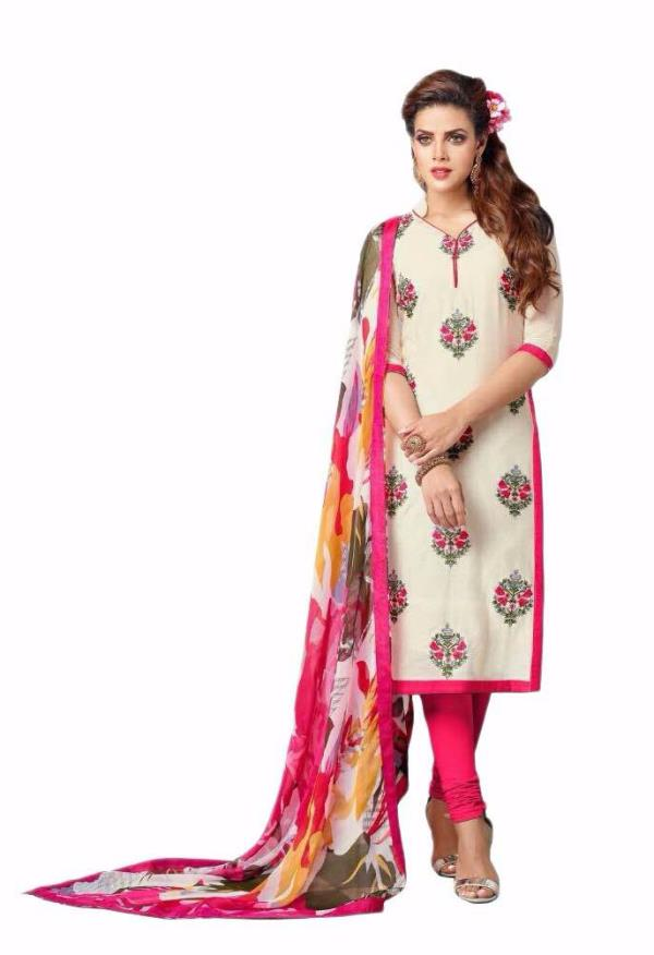 New arrival cotton suit  - by Shayona Creation, Surat