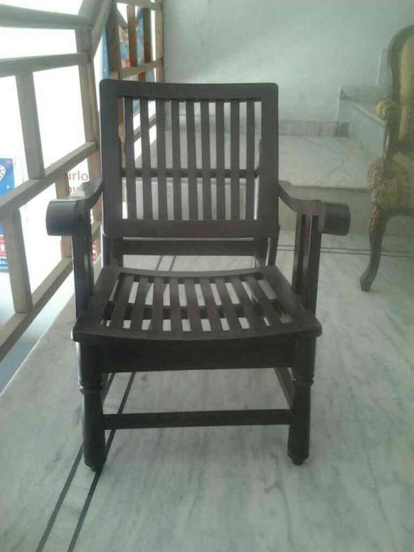 bedroom Chair teak wood chair at mansarovar Jaipur - by Shagun Decor, Jaipur