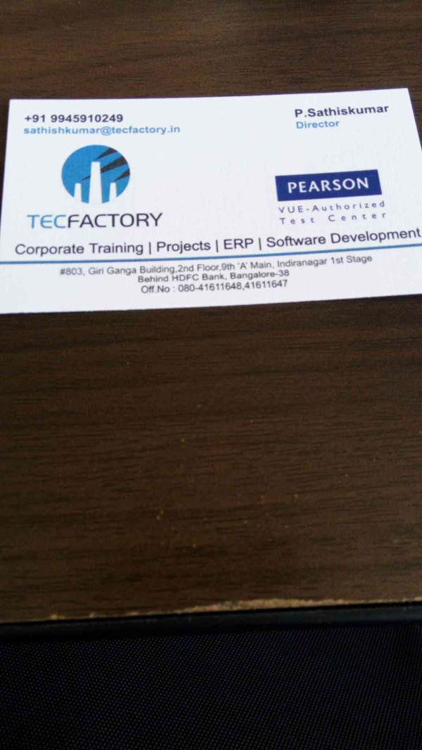 linux training institute in bangalore contact-7353330044 - by Tecfactory, Bengaluru