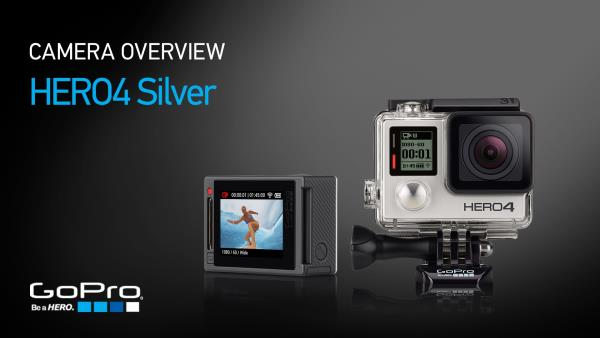 GOPRO HERO 4 SILVER   Incredible GoPro image quality with the convenience of a touch display.  Touch-display convenience Stunning video quality Ultra high-speed photo capture Wi-Fi + Bluetooth® Rugged + waterproof Wearable + mountable - by Hobby Pep | Best Drones Shop in India | 9505569998, Visakhapatnam