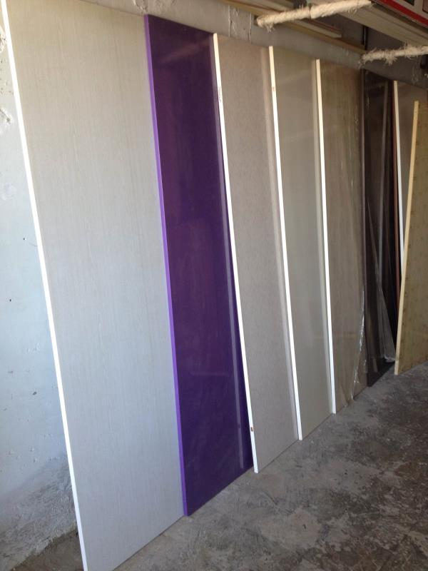 All type of pvc door available  - by Shanti fabrication , Ahmedabad