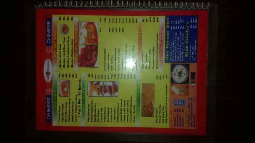 Singh restaurant Chinese - by King Of Snacks  , Indore