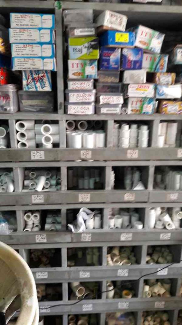 we also supply PVC fittings in ahmedabad - by Vaishali Enterprise, Ahmedabad