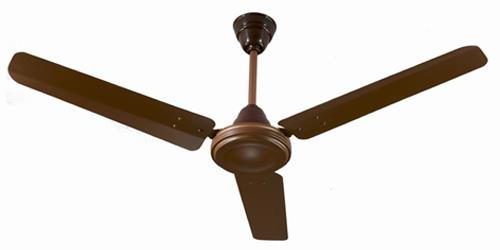 The traditional hanging propeller ceiling fan is what people normally think of as a ceiling fan. - by Electrical Stores | Visakhapatnam, Visakhapatnam