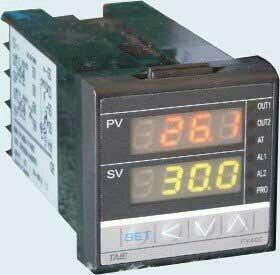 We are instrumental in providing clients withPID Controllerthat is a kind of wetted measurement and control device. The controlroomequipment, PID Controller, is integrated with the latest technologies and is highly acclaimed by clients  - by Soham Automation, Ahmedabad
