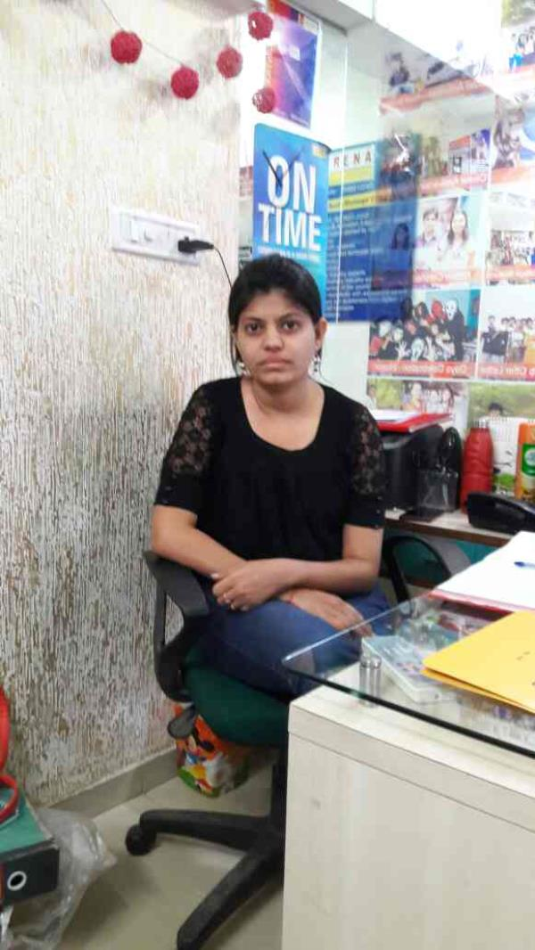 I am career counsellor name Aesha soni for Arena animation ahmedabad - by Arena Animation, Ahmedabad
