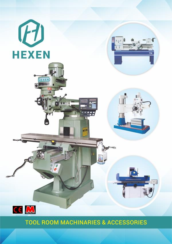 Milling Machine Dealers In Coimbatore Ram Turret Milling Machine In Coimbatore Tool Rool Accessories In Coimbatore Milling Machine Dealers Ram Turret Milling Machine Quality Tool Rool Accessories  - by Hexen System, Coimbatore