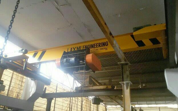 HomeAbout usProductsInquiryContact us  Being one of the top manufacturers and suppliers, Laxmi Engineering, Ahmadabad offer our clients a wide range of Girder EOTCranes. Our Single Girder Cranes are available in two different varieties of  - by Laxmi Engineering, Ahmedabad