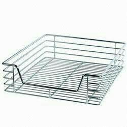 Stainless Steel Kitchen Basket Manufacturers in Rajkot-Gujarat - by Yash Kitchenware, Rajkot