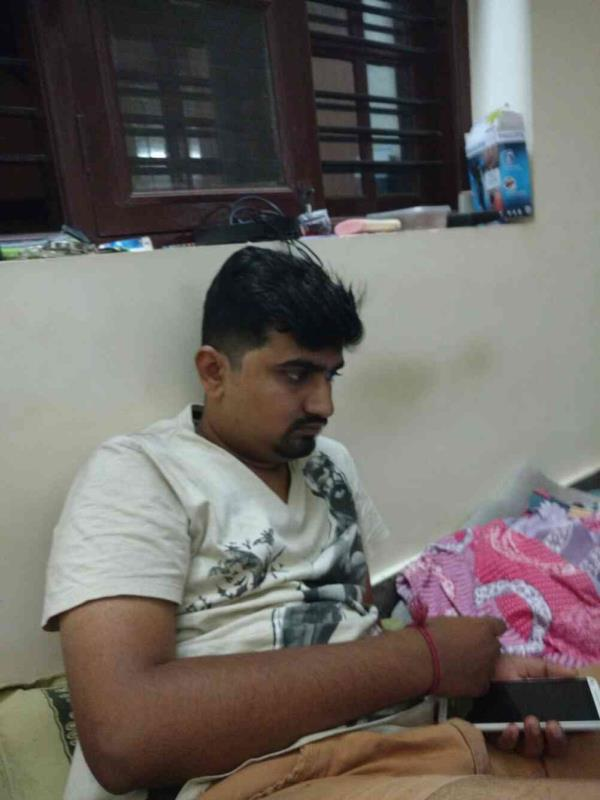 new hair style - by Sreepad, Bengaluru