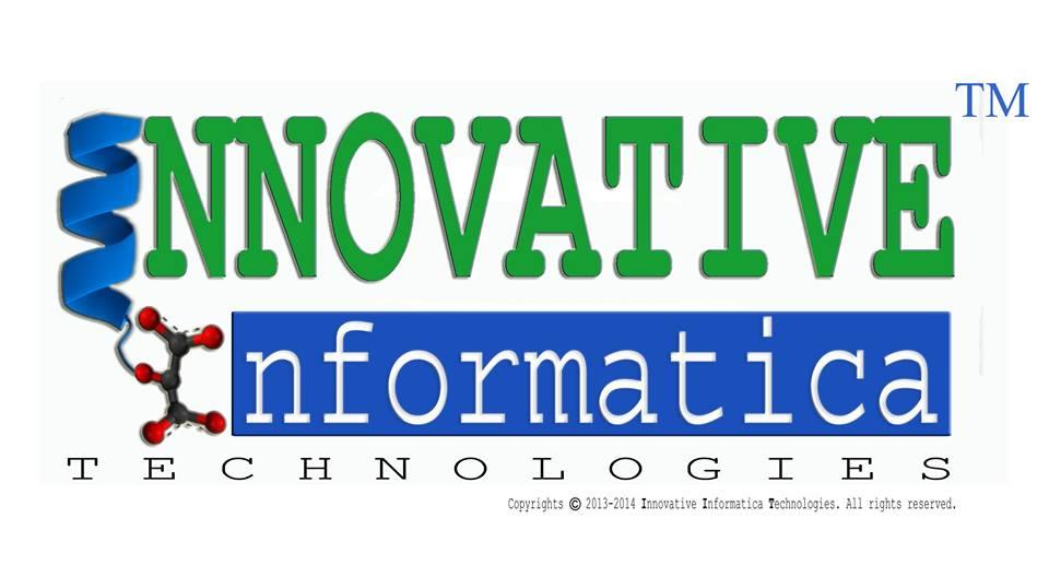 Innovative Informatica Technologies for Computer Aided Drug Discovery Research | Training | Consulting services: - by Innovative Informatica, Hyderabad