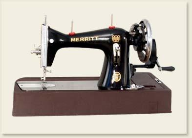 Merritt Sewing Machine Dealer In Nashik - by Tejas Sewing Machines, Nashik