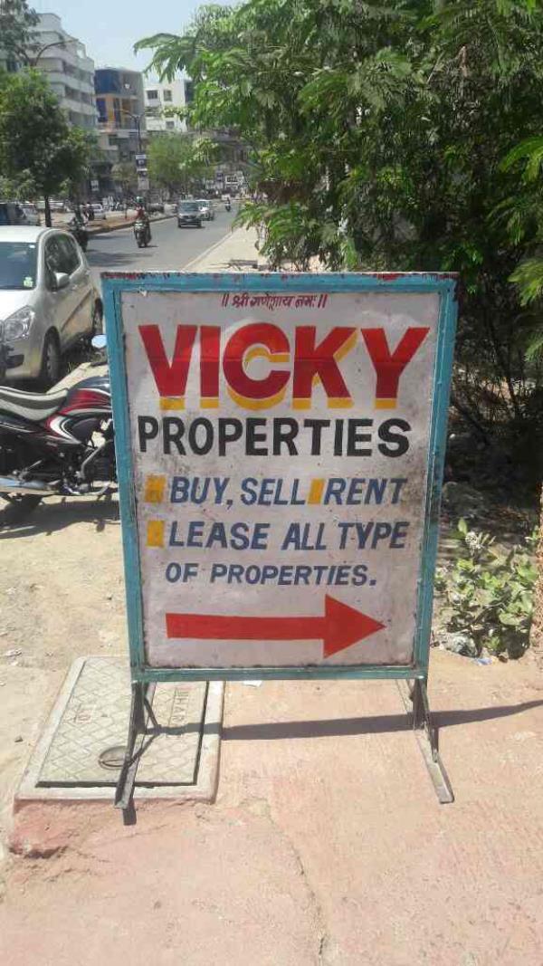 Vicky properties  - by Shrikant  Institute, Pune
