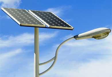 Solar Street Light R.B.Solar Energy is manufacturing Solar Street Lights which are well-designed to illuminate large areas with the highest intensity of light. These are used for commercial quality lighting systems, residential streets, par - by R.B.Solar Energy, Ahmedabad