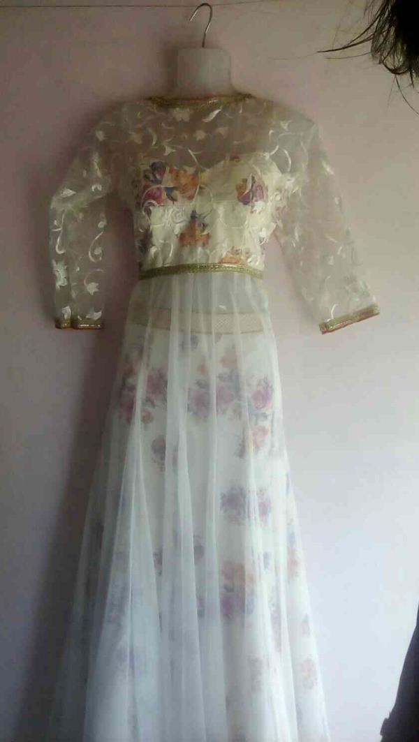 Looking for western gown frocks in Vadodara come to us. Dabhi brothers & co. - by Dabhi Brothers & Co., Vadodara