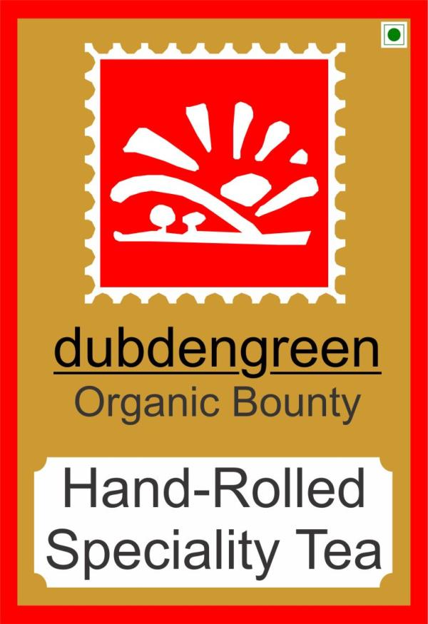 ORGANIC HAND-ROLLED SPECIALITY TEA  This Organic Specialty Tea is made by hand - the way it has been made down the ages before the advent of machines. It is labour intensive and time consuming but delivers a superior product that unfurls in - by Dubdengreen, South Delhi