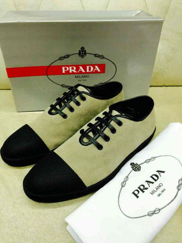 Prada shoes  @prada we are the brand freaks we have all branded variates that make your looks too cool may we give you the right look lets try our new brands  we are the brand freaks we have all branded variates that make your looks too coo - by Style shoppers, Hyderabad